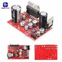 Diymore-módulo amplificador de Audio TDA7379, DC 9-17,5 V 39W * 2, placa de amplificador de Audio estéreo AD828, placa preamplificadora para Altavoz Bluetooth