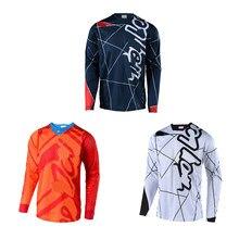 Nova bicicleta de montanha da bicicleta ciclismo ciclismo para os homens mtb poc mx nova corrida downhill jérsei