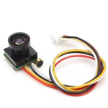 1 pces 2.8mm lente 170 ° super grande-angular câmera 1000tvl hd mini cam pal ntsc 3.3-5 v 1 s lipo para rc fpv micro zangão modelo