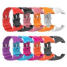 Correa de repuesto colorida para reloj inteligente Polar M430, correa de silicona deportiva para correr, Polar M400