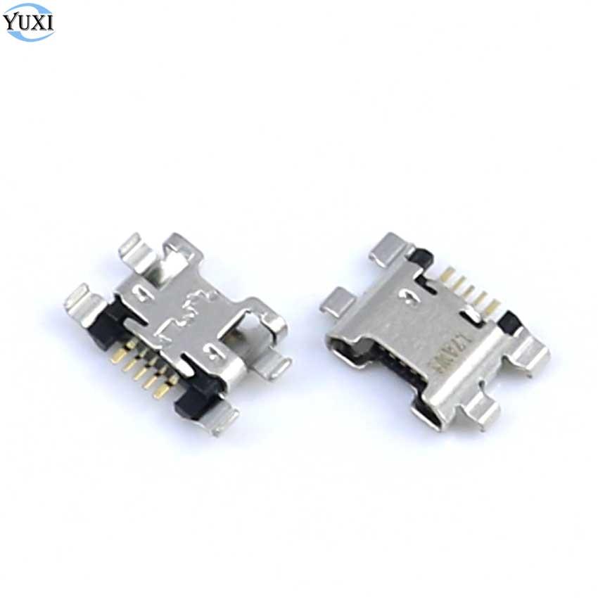10pcs Micro USB Connector Charging Charge Port Socket Dock Jack For Huawei 7X 7A 7C 8C Enjoy 7S 8 9 Plus Honor Max 8X Nova 3i