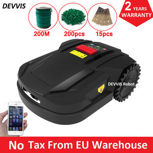 Grass-Cutter Robot Li-Ion-Battery Automatic-Lawn-Mower H750T Cheapest Wifi with 200m