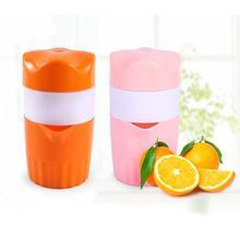 Портативная ручная соковыжималка для цитрусовых, соковыжималка для апельсинов, лимона, фруктов, оригинальная соковыжималка для здоровья ребенка, соковыжималка для питья