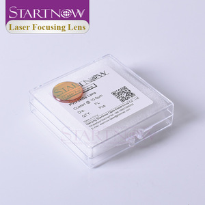 "Image 3 - Startnow CO2 לייזר פוקוס עדשה סין ZnSe PVD 12 18mm 19.05 20 mm F38.1 50.8 63.5 76.2 101.6 1.5 ""  4"" עבור לייזר מכונת חיתוך"