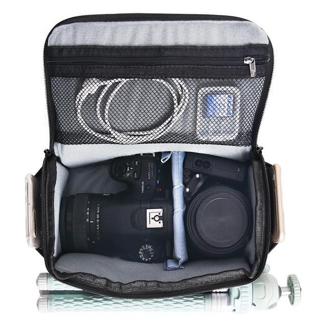Нейлоновая сумка для видео и фото аппаратуры для объектива Canon Nikon B500 P900 D90 D750 D7000 6