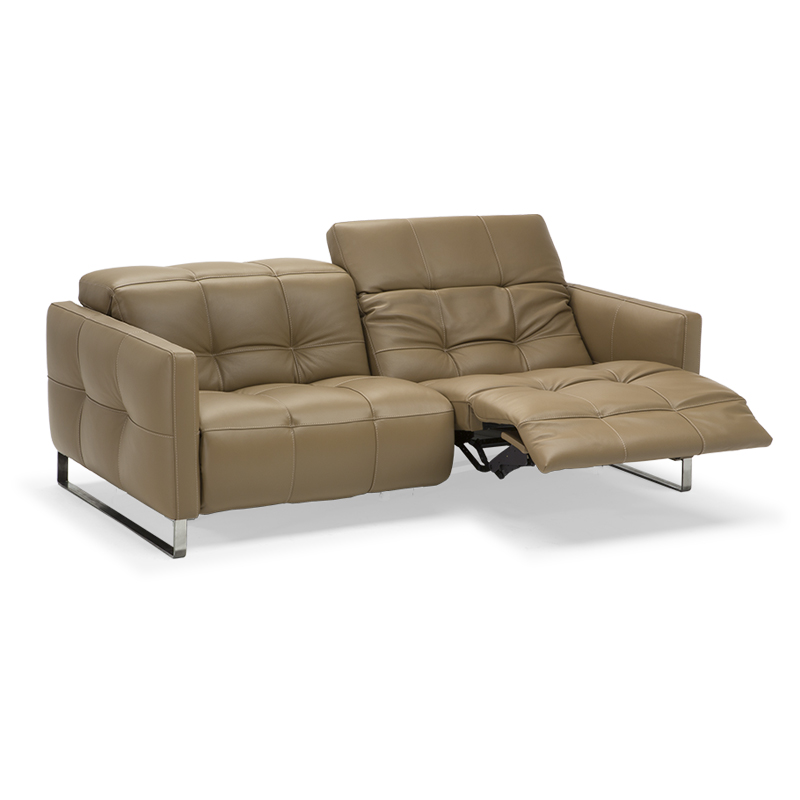 Living Room Sofa Nordic Modern диван мебель кровать Muebles De Sala Genuine Leather Sofa Electric Recliner Cama Puff Asiento Sa