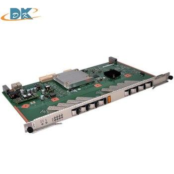 Tarjeta de interfaz GPON Hua wei GPBH de 8 puertos para gpon olt MA5680T MA5683T con módulos 8 b + SFP, tarjeta GPBH