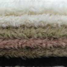 Имитация кроличьей шерсти парящий имитация кашемира ткань в рулоне Корейская версия меха Большая одежда ткань для игрушек