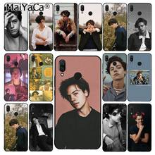 MaiYaCa Amerikaanse TV Riverdale Serie Cole Sprouse Telefoon Case voor Xiaomi Redmi4X 6A S2 Gaan Redmi 5 5Plus Note4 note5 7 Note6Pro(China)