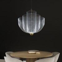 Işıklar ve Aydınlatma'ten Kolye ışıkları'de Luminaria demir LED kolye ışıkları deco chambre