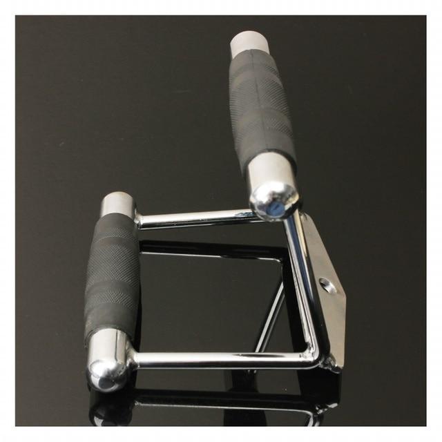 Hot AD-2 barre dentraînement de gymnastique poignée attache étrier balançoire ligne tirant Fitness W/ Pad