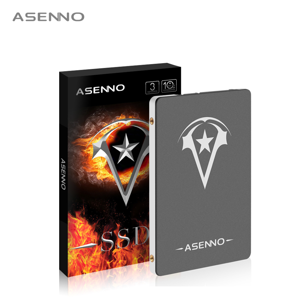 Asenno SSD 1tb 120gb 480gb SATA III HDD 2.5 SSD 240 gb 2tb Hard Disk SSD Internal Solid State Drive For Computer Laptop PC(China)