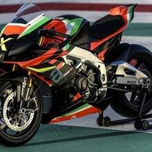 Комплект обтекателей для мотоцикла, высококачественный пластик ABS, полное покрытие, ABS Литье под давлением, обтекатель, рамка для Apulia rsv4 1000 2010 rsv41000