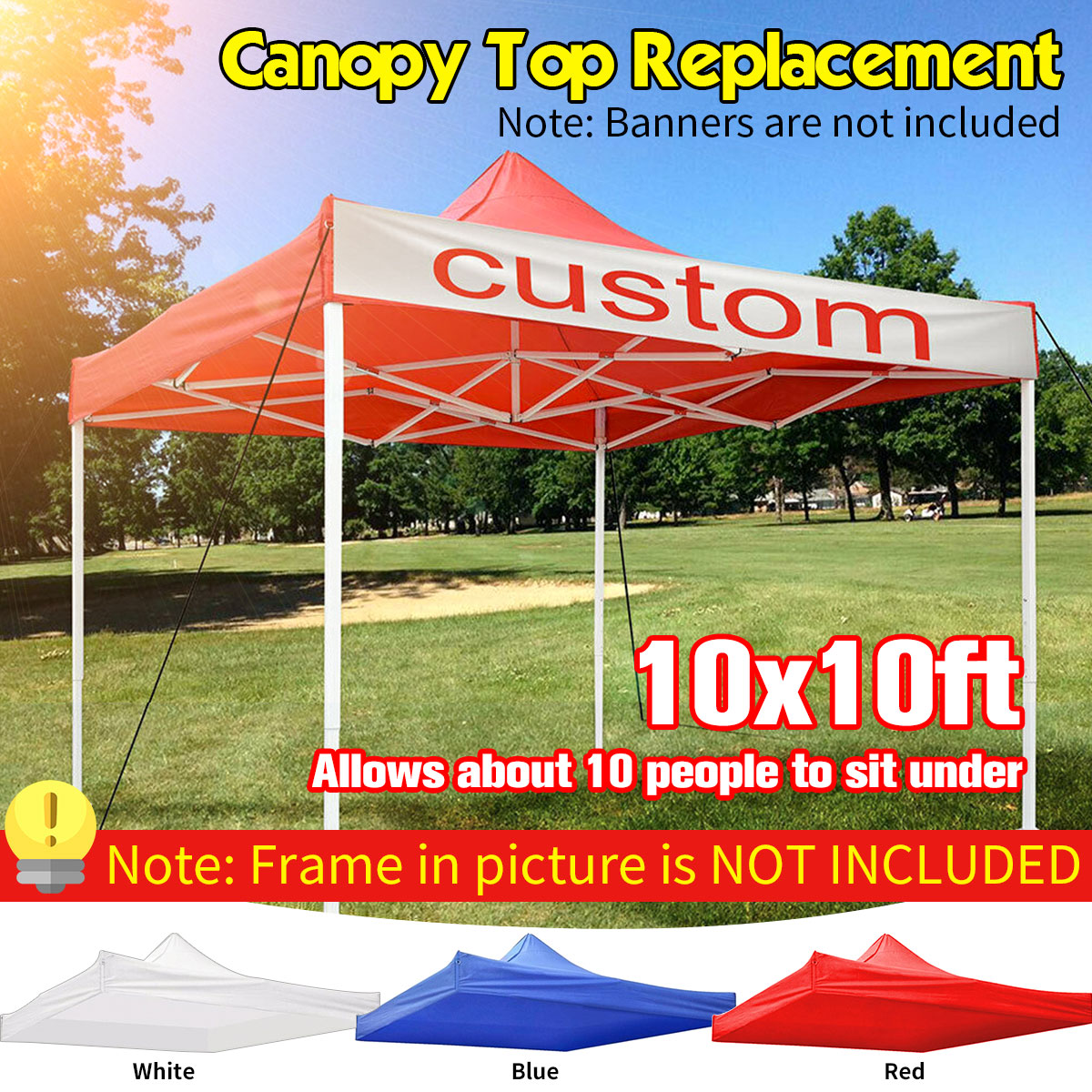 New 3x3m Gazebo Tent Without Frame Waterproof Garden Tent Gazebo Canopy Outdoor Marquee Market Tent Shade Party Pawilon Ogrodowy