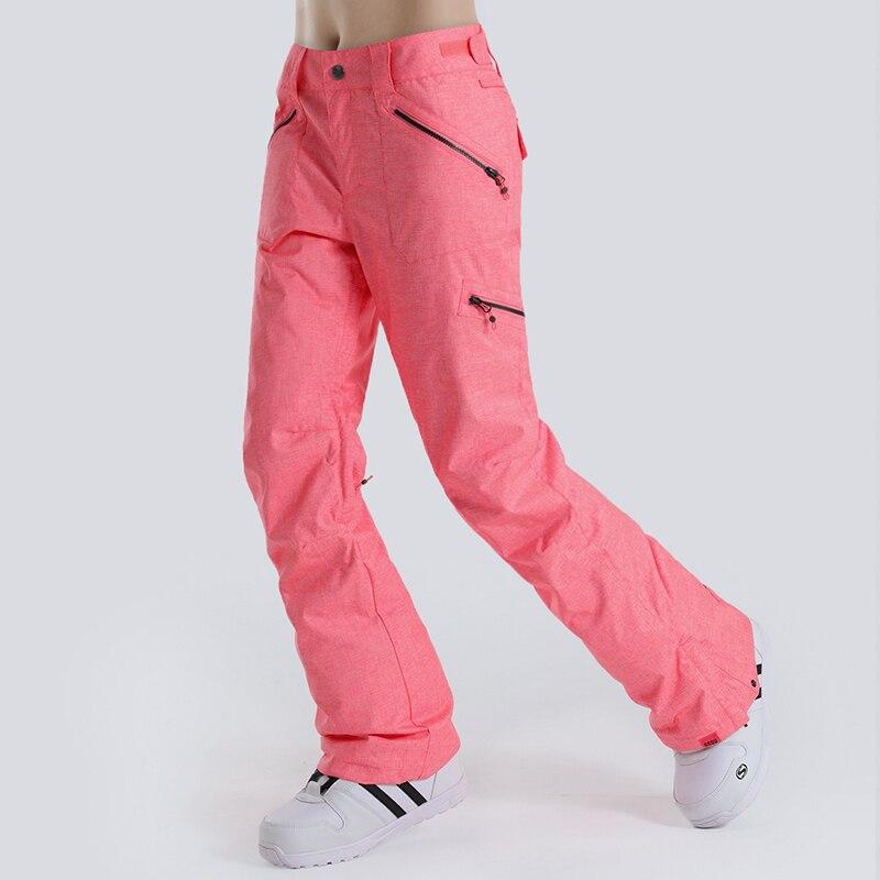 esqui pantalones