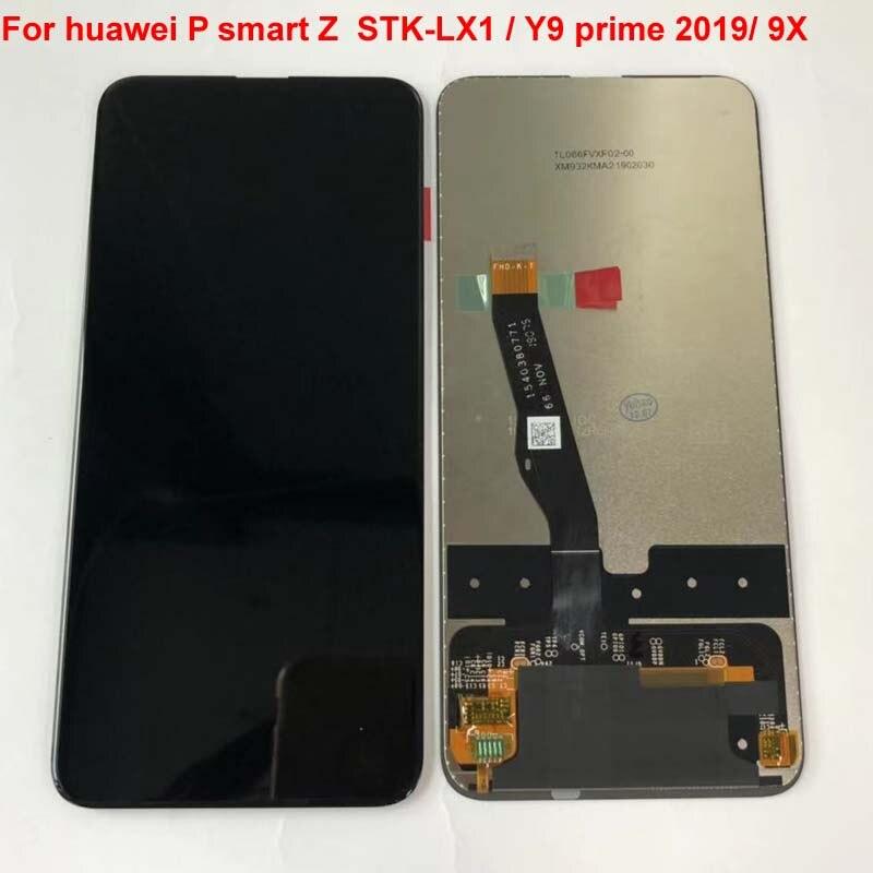 AAA d'origine Pour Huawei LCD Écran Tactile Pour HUAWEI P Smart Z Honneur 9X Y9 Premier 2019 Écran LCD STK-LX1 STK-L22 STK-LX3