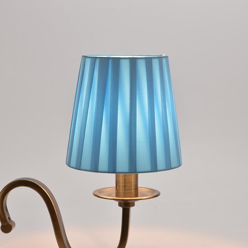 criativo lustre lampada sombra de mesa lustre 01