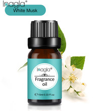 Inagla White Musk 100% Natural Aromatherapy Fragrance Essential Oil For Aromathe