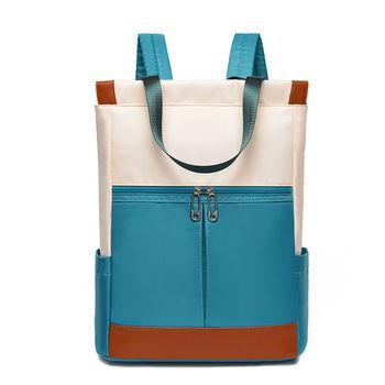 Oxford Women Backpacks Girls Book Bags Fashion Lady Shoulder Backpack Waterproof Anti-theft Business Bag Teenage Girl Laptop Bag 1