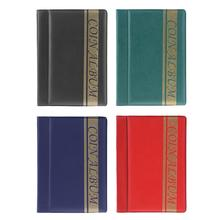 Album-Book Coin-Storage-Holders Collection Gifts Book-Commemorative 120-Pockets
