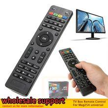 LEORY Ersatz TV Box Fernbedienung Für Mag254 Controller Für Mag 250 254 255 260 261 270 TV Für Set top Box Großhandel