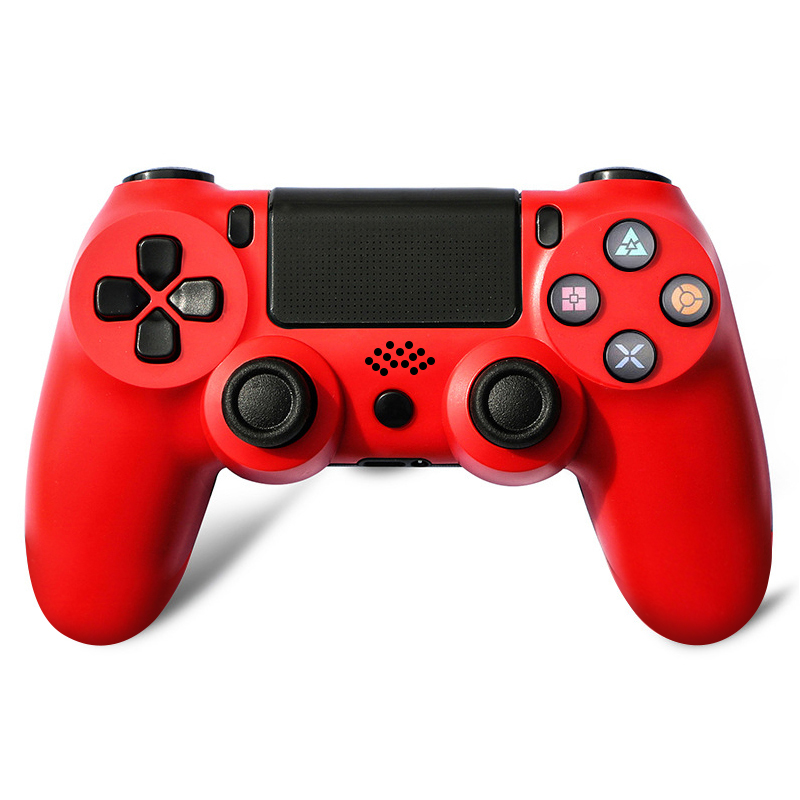 Bluetooth Wireless Gamepad Controller For PS4 Game Console Control Joystick Controller For PS4 Play station Dualshock 4 PC(China)