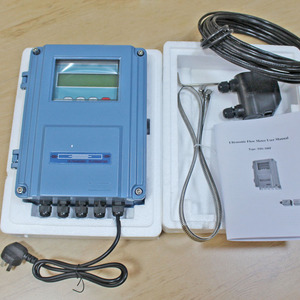 Image 4 - Fixed Ultrasonic Flow Meter TDS 100F1พร้อมM2 Transducer DN50 700mmหรือF S2 Sendor DN15 100mm Wall Mountคลิป On flowmeter