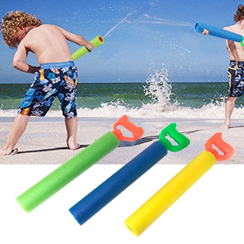 1/3pcs Kids Water Gun Foam Air Pressure Blaster Shooter Soaker Summer Outdoor Swimming Pool Games Toys For Boys Girls Adults