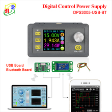 RD DPS3005 iletişim fonksiyonu sabit gerilim akım adım aşağı güç kaynağı modülü gerilim dönüştürücü LCD voltmetre 30V 5A