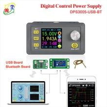 RD DPS3005 وظيفة الاتصالات الجهد المستمر الحالي تنحى وحدة امدادات الطاقة محول جهد كهربي LCD الفولتميتر 30 فولت 5A
