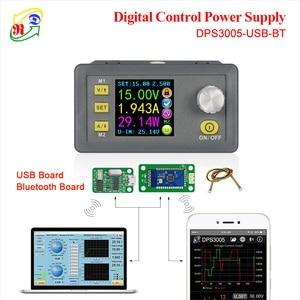 Image 1 - RD DPS3005 связь функция Постоянное Напряжение Ток понижающий питание модуль напряжение конвертер ЖК дисплей Вольтметр 30 в 5A
