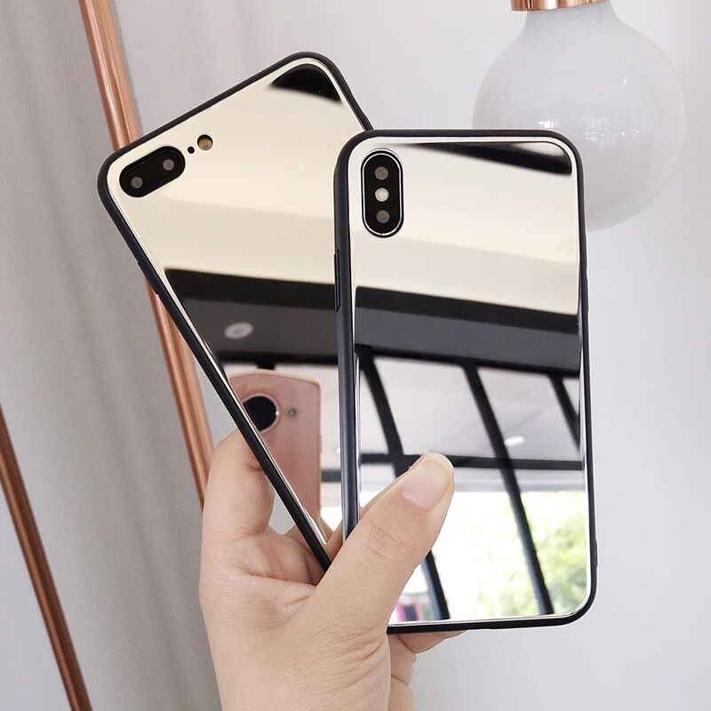 Soft Plating Mirror Case For Samsung Galaxy A01 A21 A51 A71 Note 10 Lite Silicone TPU Mirror Cover A10 A10S A50 A70 A50S A30S