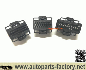 10kit 6.0 Ford 03-10 Fuel Injection Control Module (FICM) Connector Kit & Terminals