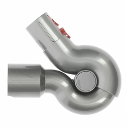 Liberação rápida acima superior adaptador aspirador de pó acessórios peças universal cotovelo direção para dyson v7 v8 v10 v11