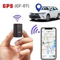 GF-07 слежения за транспортными средствами Мини Автомобильный GPS трекер GPS локатор Умный Магнитный автомобильный трекер анти-потерянный Запи...