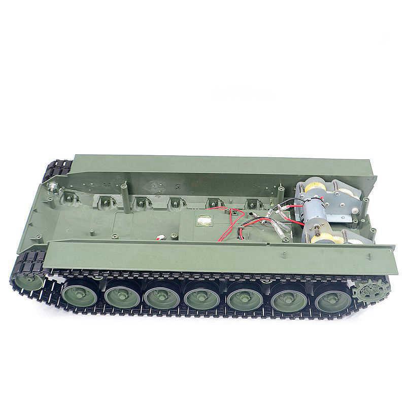 Heng Long 3889-1 1//16 Leopard 2A6 Deutsches RC Panzer Upgrade Stahlgetriebe