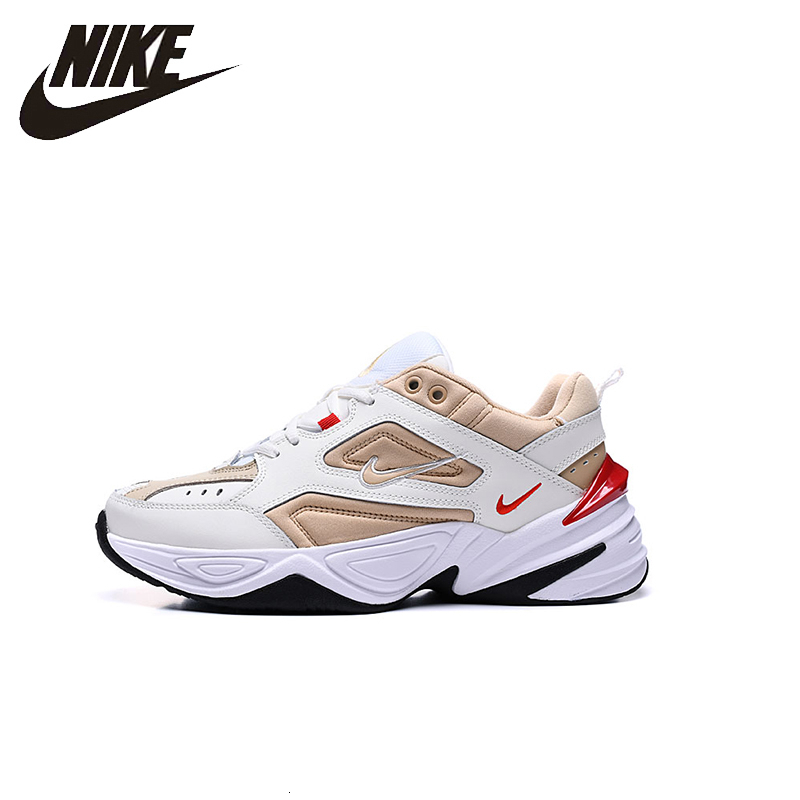 Nike W M2k Tekno Women Running Shoes Comfortable Casual  Sneaker All Color New Arrival #AV4789