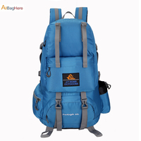 Hot Outdoor 40L Climbing Backpack Waterproof High Quality Capacity Trekking Travel Backpacks Men Women Tactical Sport Hiking Bag