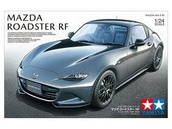 Kits de construction de passe-temps de nouveauté 1/24 Mazda MX-5 RF Super Kits de modèle d'assemblage de voiture de sport Collection bricolage Tamiya 24353