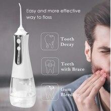Портативный ирригатор для полости рта, водный Стоматологический Ирригатор, струйная зубная щетка, зубочистка, назальный ирригатор, инструм...