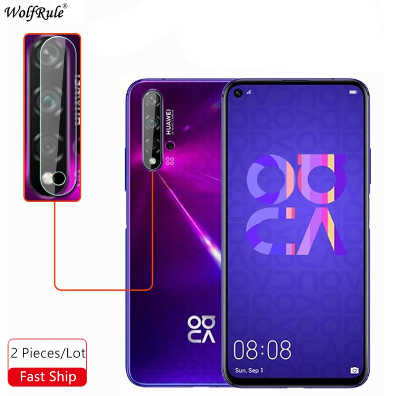 2PCS Lens Camera Tempered Glass For Huawei Nova 5T Camera Glass 9H Protective Film For Huawei Nova 5T Lens Glass Huawei Nova 5T