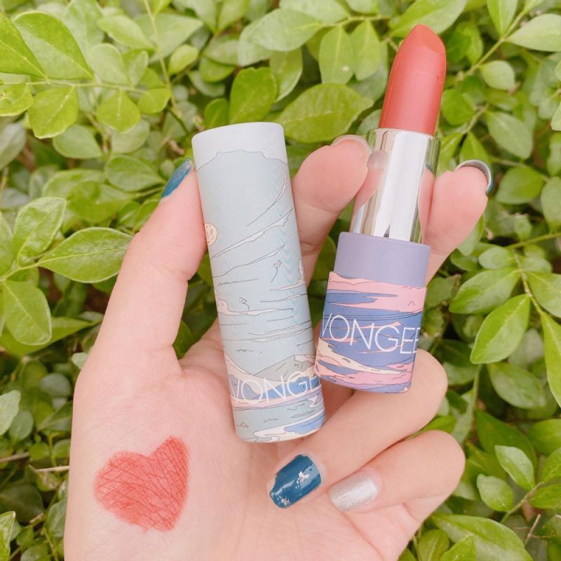 6 farben Make-Up Retro Rot Lippenstift Matte Samt Lip Stick Wasserdicht Langlebige Sexy Lippenstift Lip Tönung Kosmetik TSLM1