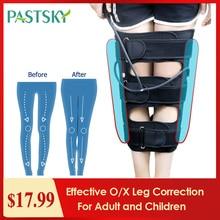 Effective O/X Type Leg Correction Band Belt Bowed Legs Knee Valgum Straightening Posture Corrector Leg Band Adjustable Bandage