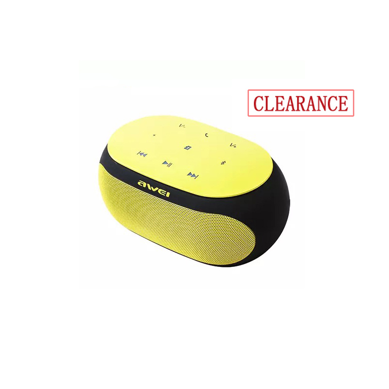 <font><b>AWEI</b></font> <font><b>Y200</b></font> Bluetooth Speaker Portable Mini Speaker Sound Bar Computer Speaker for Mobile Phone MP3 Speaker image