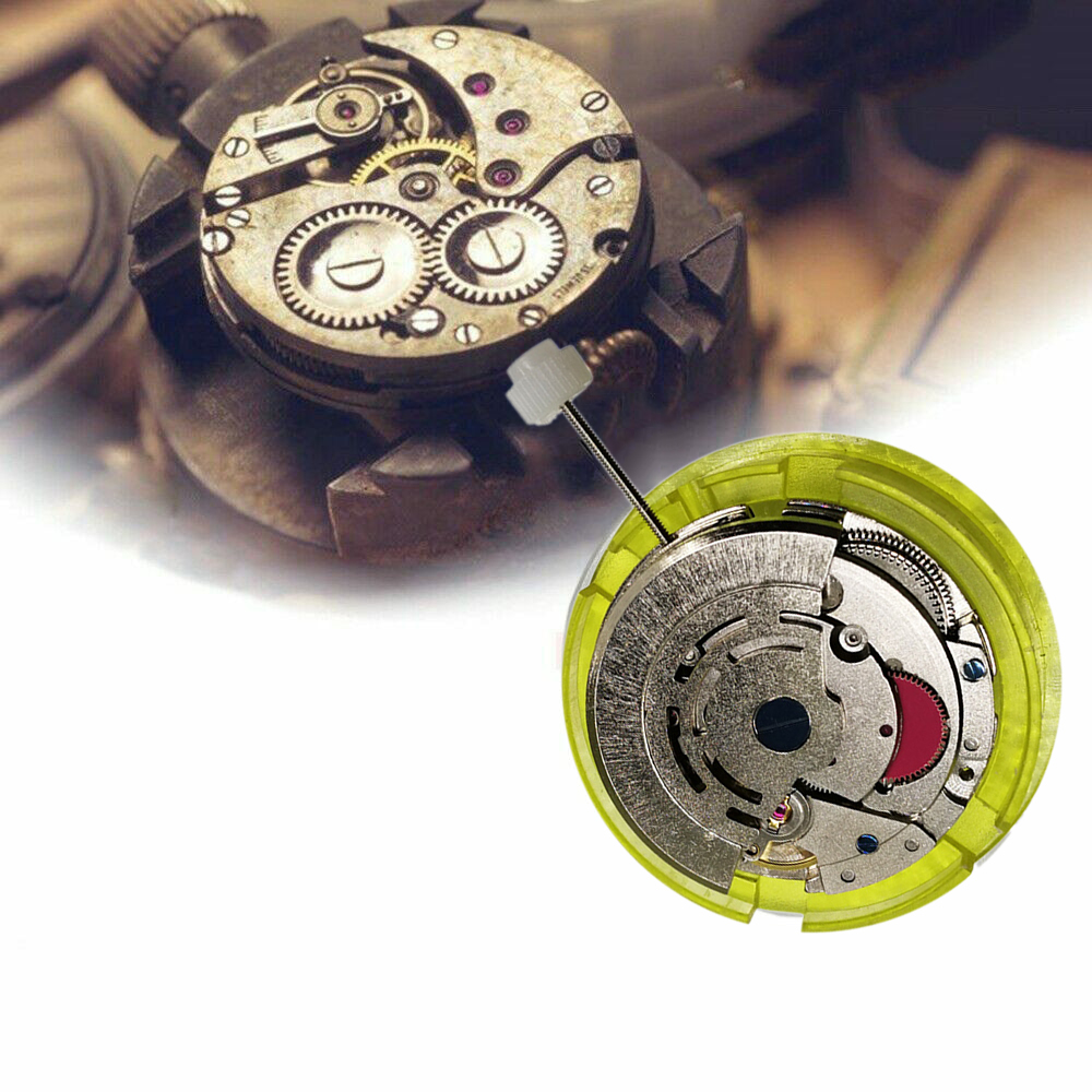 Automatic Mechanical Watch Wrist Clock Movement Day Date 2813 High Accuracy Watch Clock Accessories Fix Tool Watch Core