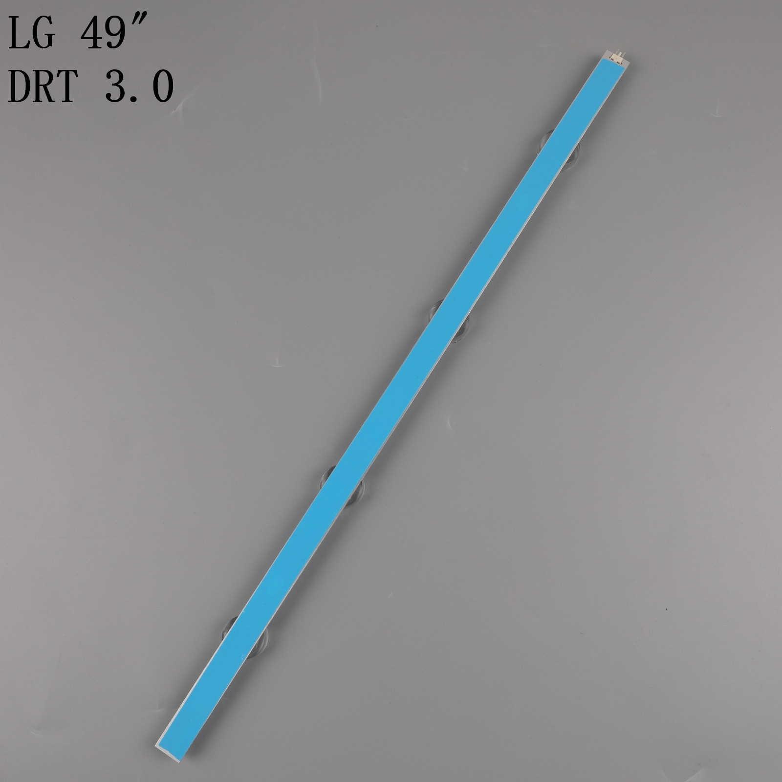 חדש 10 יח'\סט LED רצועת החלפה עבור LG 49LB580V 49LB5500 Innotek DRT 3.0 49 ב 6916L-1788A 6916L-1789A 6916L-1944A 1945A