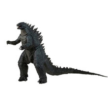16CM NECA kaiju Gojira Movie 2014  Body joints can be active PVC Action Figure Collectible Toy Doll  king of the monsters