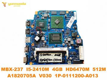Original for SONY MBX-237 laptop motherboard MBX-237 I5-2410M 4GB HD6470M 512M A1820705A V030 1P-0111200-A013 tested image
