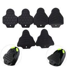 1 paar 3 Arten Quick Release Gummi Klampe Abdeckung Bike Pedal Stollen Abdeckungen für LOOK KEO Schloss Klampe Deckt
