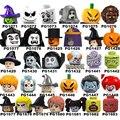 Серия фильмов ужасов Ходячие мертвецы детская игра зомби Фредди строительные блоки экшн-Фигурки игрушки для детей подарки на Хэллоуин